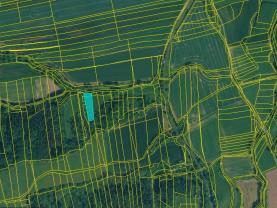 mapka (Prodej, louka, 2520 m², Hřivice), foto 3/6