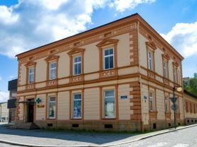 Pronájem kancelářského prostoru, 130 m², Valašské Meziříčí