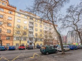 Prodej, byt 2+kk, 64 m2, Praha 7 - Holešovice, ul. U Průhonu