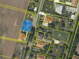 Prodej pozemku k bydlení, Pardubice - Staročernsko