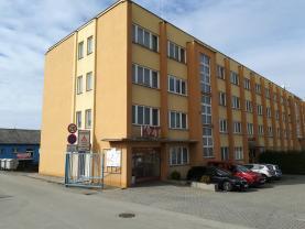 Pronájem kancelářského prostoru, 17 m², Tábor, ul. Chýnovská