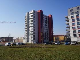 Pronájem bytu 1+kk, 35 m², Pardubice, ul. Pod Vinicí