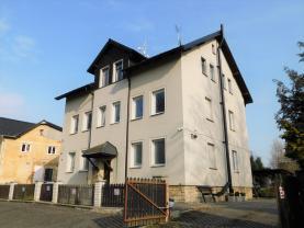 Pronájem, byt 1+1, 48 m2, Cheb, Podhrad, ul. Zámecká