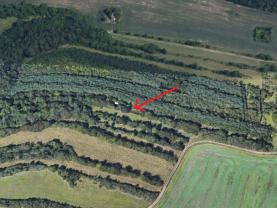 Prodej zahrady, 3595 m², Brno-Kníničky