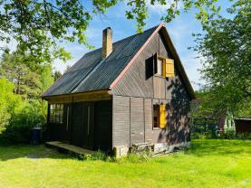Prodej, chata 3+kk, 276 m², Trhové Sviny-Mokrovec