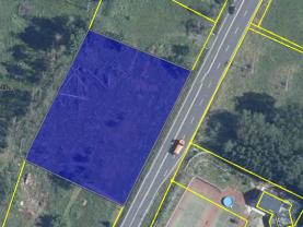 Prodej pozemku k bydlení, 3663 m², Svor