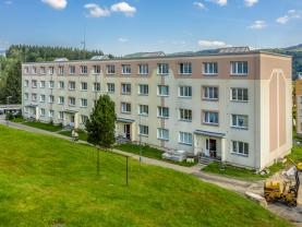 Prodej bytu 1+1, 38 m², Tanvald, ul. Radniční