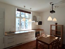 Pronájem bytu 3+kk, Brno, ul. Antonínská