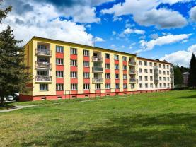 Prodej, byt 2+1, 60 m², Mariánské Lázně, ul. Janáčkova