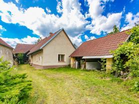 Prodej, chalupa 2+1, 180 m², Horažďovice - Veřechov