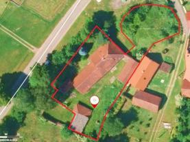 Prodej, zemědělské usedlosti, 1 648 m², Smilovy Hory