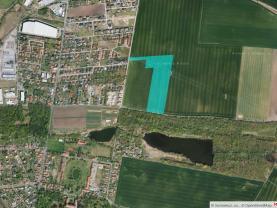Prodej, pozemek, 49.575 m2, Měšice u Prahy
