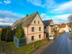 Prodej rodinného domu, 3122 m², Bořislav