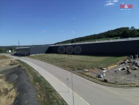 Pronájem provozní plochy, 2756 m², Týn nad Vltavou