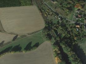 Prodej pole, 3331 m², Srby