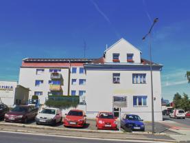 Prodej, byt 2+1, Milevsko, ul. nám. E. Beneše