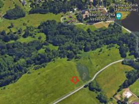 Prodej pozemku k bydlení, 932 m², Liberec, ul. Šumná