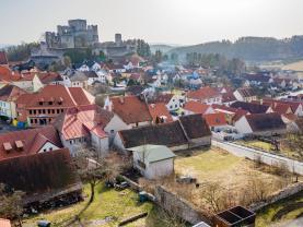 Prodej pozemku k bydlení, 1050 m², Rabí
