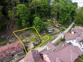 Prodej, zahrada, 492 m², Vimperk