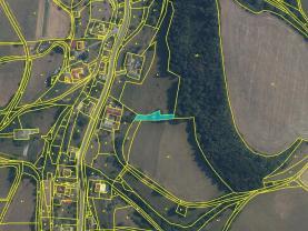 Prodej pozemku, 577 m², Radiměř