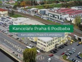Pronájem kancelářského prostoru, 64 m², Praha 6 - Bubeneč