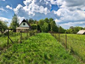 Prodej, stavební parcela, 4182 m2, Šenov