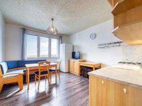 Pronájem bytu 1+1, 30 m², Bezdružice, ul. Na Sídlišti