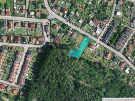 Prodej pozemku k bydlení, 1591 m², Hluboká nad Vltavou