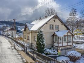 Prodej rodinného domu v Raspenavě, ul. Hejnická