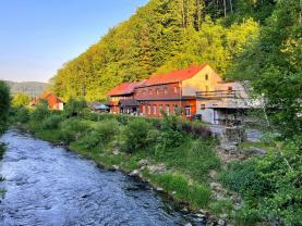 Prodej hotelu, penzionu, 12082 m², Spálov