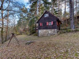 Prodej chaty 3+1, 57 m², Podhájí, okr. Horšovský Týn