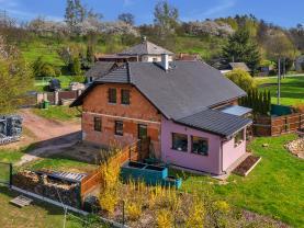 Prodej rodinného domu, 173 m², Doubravice