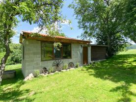 Prodej, chata 1+1, 1388 m², Brloh