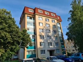 Pronájem bytu 1+1, 33 m², Polička, ul. M. Bureše