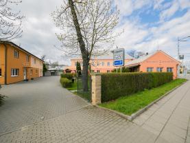 Prodej komerčního areálu, 1590 m², Opava - Jaktař