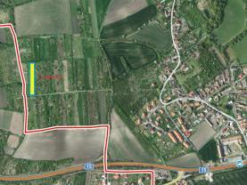 Mapy cz 1.2 (Prodej, pozemek sad - orná půda 1.494 m2, Jenčice), foto 4/7
