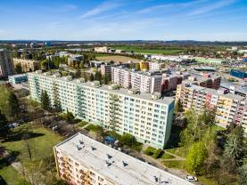 Podnájem, byt 2+1, 52 m2, České Budějovice