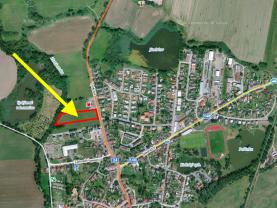 Prodej, pozemek k bydlení, Lomnice nad Lužnicí