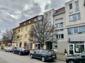 Pronájem, byt 1+kk, 26 m2, Roztoky, Praha - západ