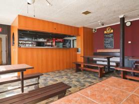 Prodej restaurace, stravování, 130 m², Lochenice