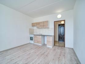 Pronájem bytu 1+kk, 24 m², Rovná
