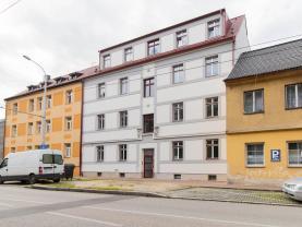 Prodej, byt 2+kk, 65 m², České Budějovice, ul. Pekárenská