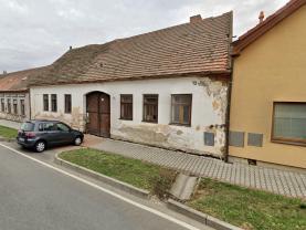 Prodej rodinného domu, Bernartice, ul. Týnská