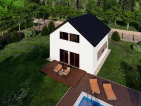 Prodej rodinného domu, 117 m², Štíhlice