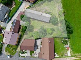 Prodej pozemku k bydlení, 1635 m², Klatovy
