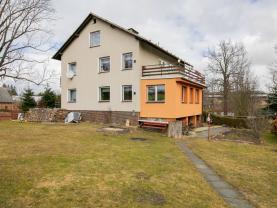 Pronájem rodinného domu 8+2, 355 m², Václavov u Bruntálu