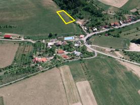 Prodej, pozemek k bydlení, 995 m², Tichov