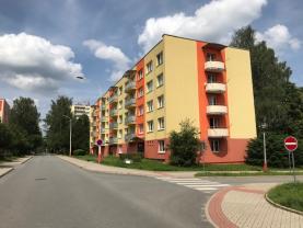 Prodej, byt 3+1, Tábor, ul. Petrohradská