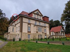 Pronájem bytu 2+1, 75 m², Velký Šenov, ul. Mikulášovická