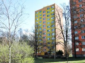 Pronájem, byt 2+1, 53 m², Ostrava, ul. Svornosti